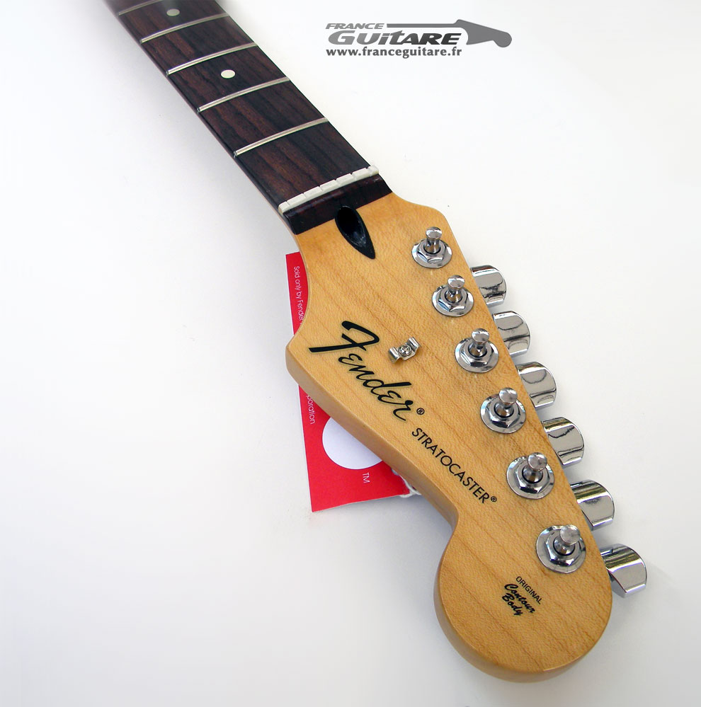 Manche Fender Stratocaster Standard Mexico Palissandre Tuners | France